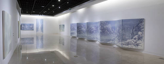 '몽·중·몽' 전시장. 사진 = 고려대 박물관