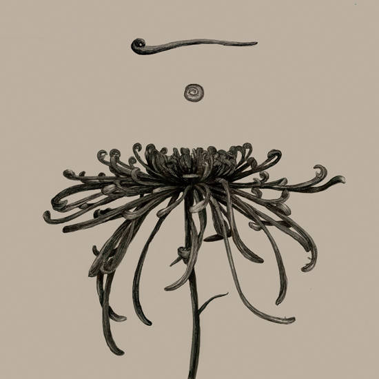 박지숙, 'Networking-mind', 실크스크린, 40 x 40cm, 2015