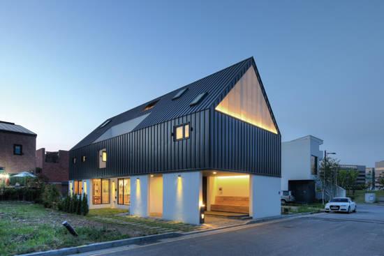 [공간 디자인 - 원루프 하우스] 나만의 하늘 있는 '하나 지붕 집'